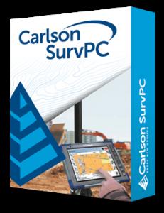 Carlson Data Collector Software