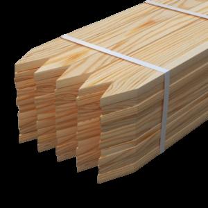 Wooden Lath & Hubs